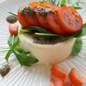 Seidentofu Salat  – 연두부 샐러드