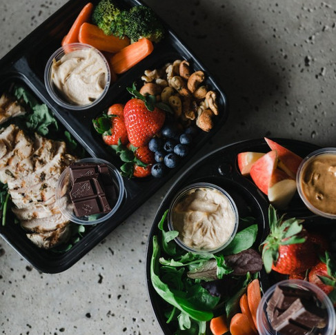 MY MUST-HAVE HEALTHY EATING ACCESSORY: AMAZON TRAVEL BENTO BOXES