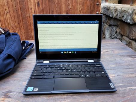 Chromebooks for Pacifica School Staff