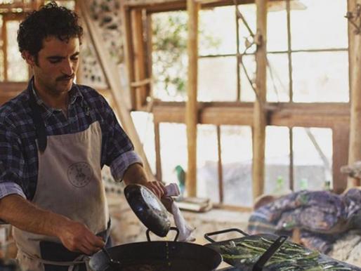 Matías Arteaga, fire expert chef, will be part of Ch.ACO -11