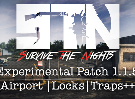 Feb 5th - Experimental Patch Notes - Alpha 1.1.5