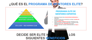 mentores élite se el jefe