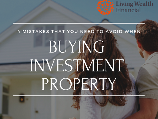 4 Mistakes That You Need to Avoid When Buying Investment Property