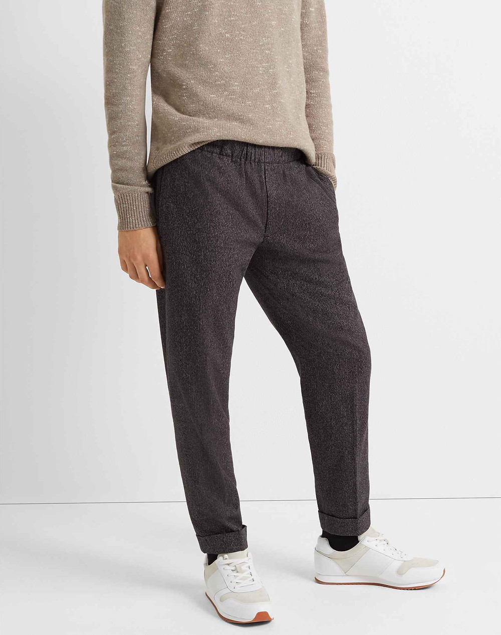 Club Monaco Elasticated Pull-On Pant