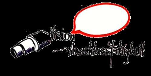 Symbolbild zur Vision (Fernglas)