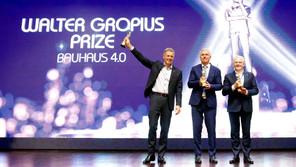 Award of the Walter-Gropius-Prize in Hong Kong