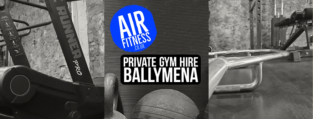 Private gym hire in Ballymena
