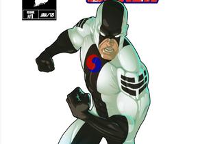 "Ric reviews ""Captain Corea #1"" by Ed Foychuk"