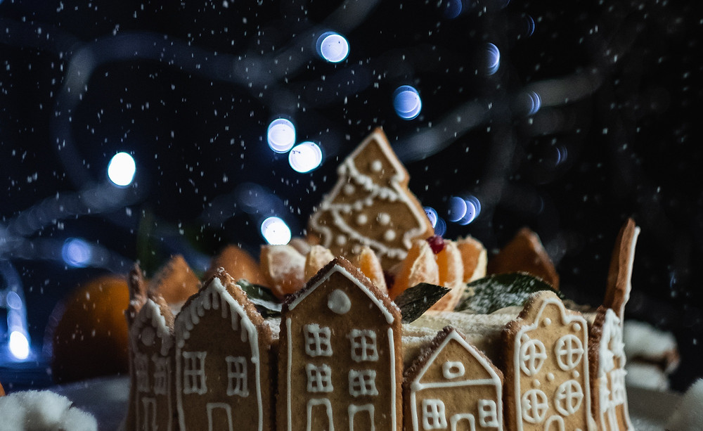 Eves Cakes Christmas Cake