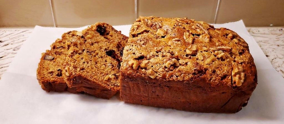 How To Make A Bomb-ass Banana Bread