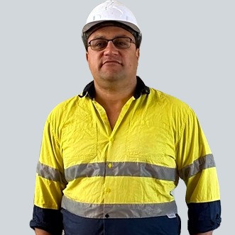 Meet our Solid Plaster Trainer Corey from the Gold Coast!