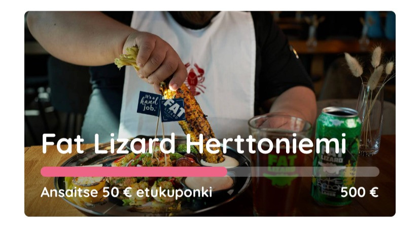 Fat Lizard Herttoniemi