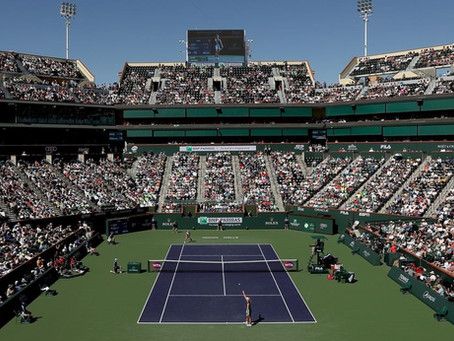 INDIAN WELLS CANX'LD DUE TO CORONAVIRUS