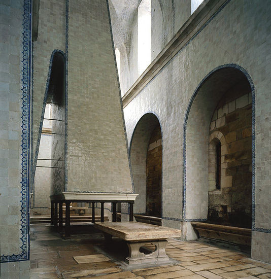 Catolicismo - Mosteiro de Alcobaça | A COZINHA NOVA