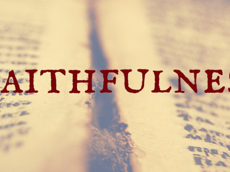 Faithfulness (The Meaningful Life Series)