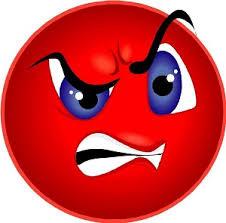 La non-acceptation de notre colère