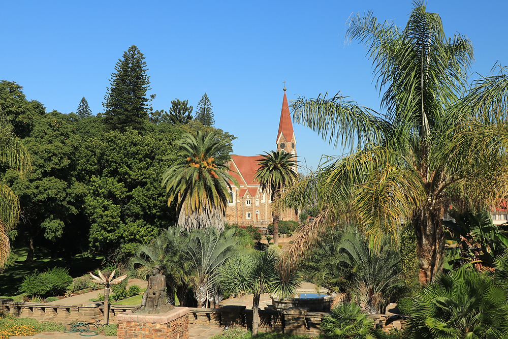 Windhoek Kirche