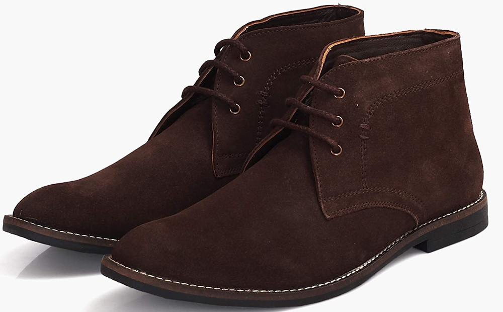 Chukka boots are wore by casual also