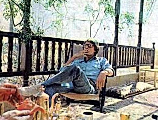 Yves Saint Laurent avait aussi une villa à Tanger. Elle est en vente
