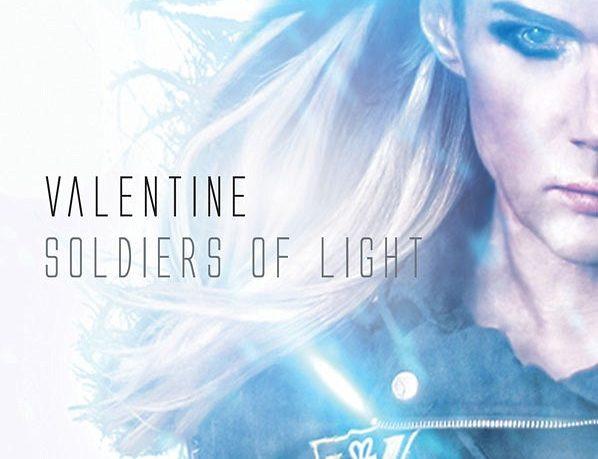 Robby Valentine presenteert 'Soldiers Of Light'