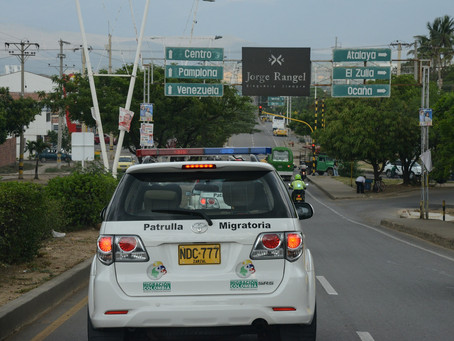 Alcaldía de Chía dispone transporte para migrantes venezolanos interesados en regresar a su país