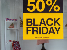 Black Friday: Don't Make Retail Workers Wish For Your Slow & Protracted Death