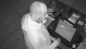 Suspect sought after restaurant in Martinsville is burglarized