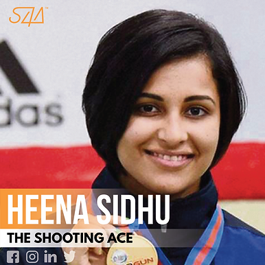 Heena Sidhu: The Shooting Ace
