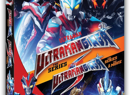 Mill Creek Reveals Ultraman Ginga For Blu-Ray in September!