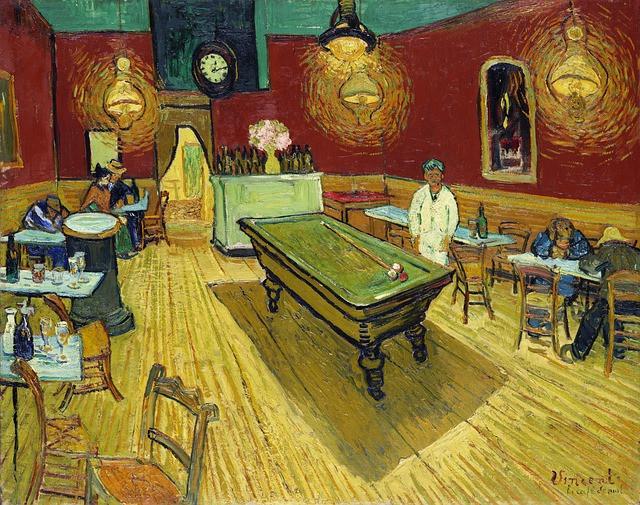 Van Gogh y la prostituta