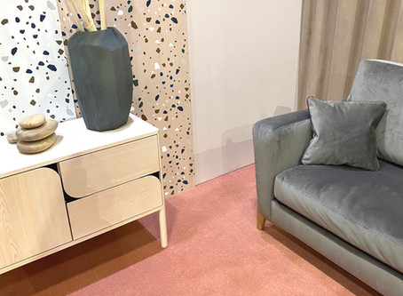 TRENDS FROM THE TRADE SHOW : JANUARY FURNITURE SHOW