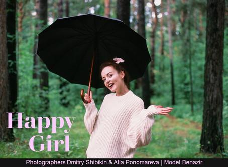PQs Happy Girl.