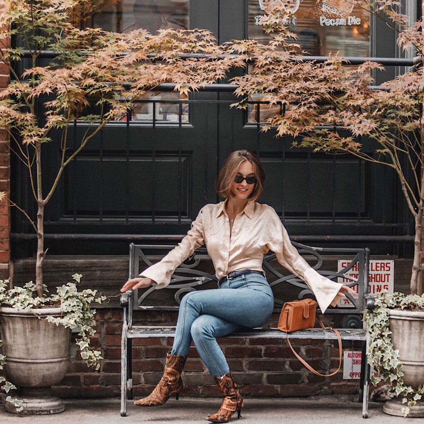 Sustainable Fashion   Slow Fashion   Reformation   Upcycled Fashion   Fashion Blog   Laura Baross   livewcare