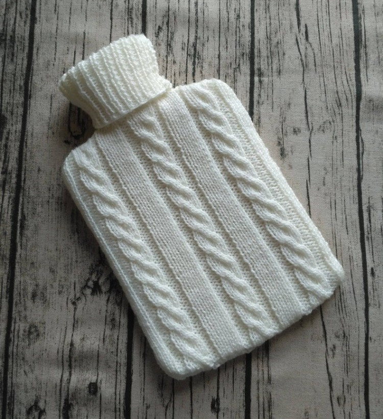 NOTH The Lifestyle Guide, Hot water Bottle
