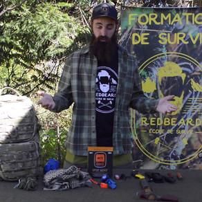 Les 5C de la survie