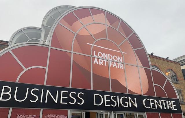 THE LONDON ART FAIR 21-26TH JAN 2020