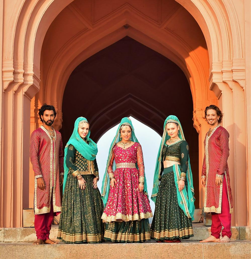 Bollylicious tournee in India: Jaisalmer paleis