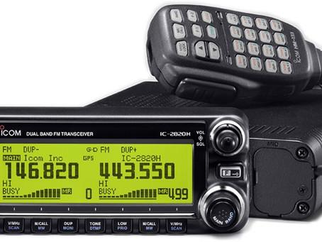 MANUAL - RADIO ICOM IC - 2820H