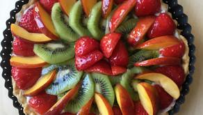 Classic French Fruit Tart Recipe
