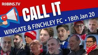 Call It - Wingate & Finchley