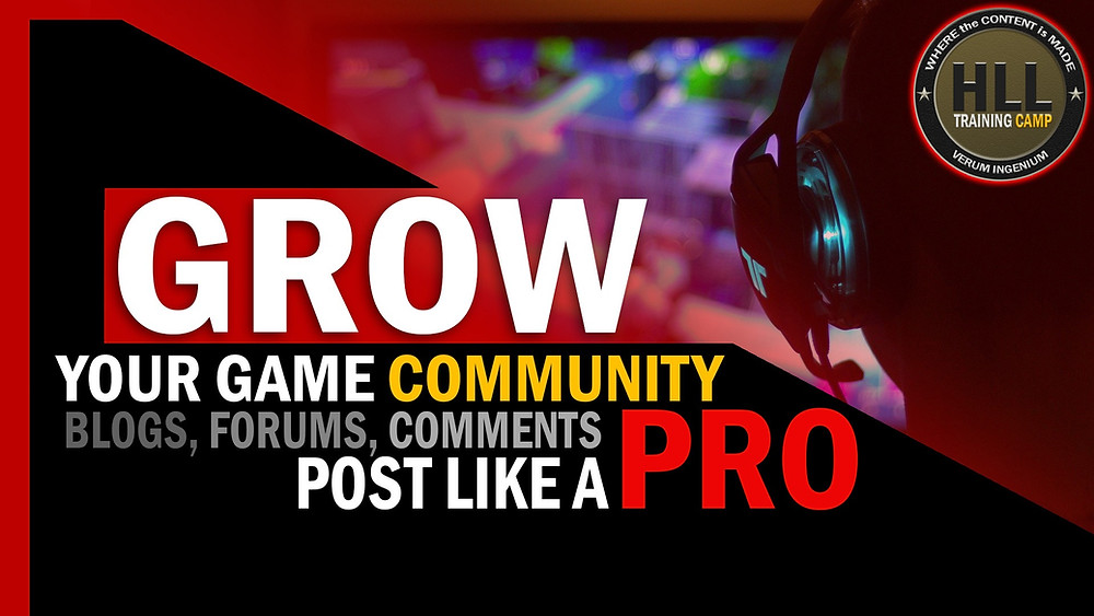 As more and more teams move to a Discord-only approach to growing their online gaming communities, a great opportunity is missed. Blog, forum, and comment posts can bring in new members. Here are some tips for posting for growth.