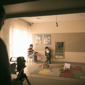 Through the mirror: Video-feedback support for parents of children with disability