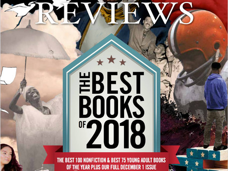 Kirkus Reviews December Edition - Best of 2018