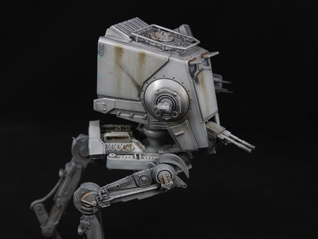 AT-ST Deployed