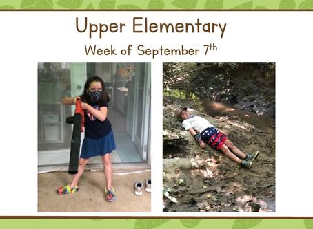 Upper El, Week of 9/7