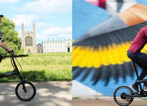 FLIT-16: Yeni Nesil Katlanabilir Elektrikli Bisiklet
