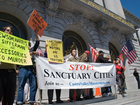 Executive Order on Sanctuary Cities Violates Constitutional States' Rights