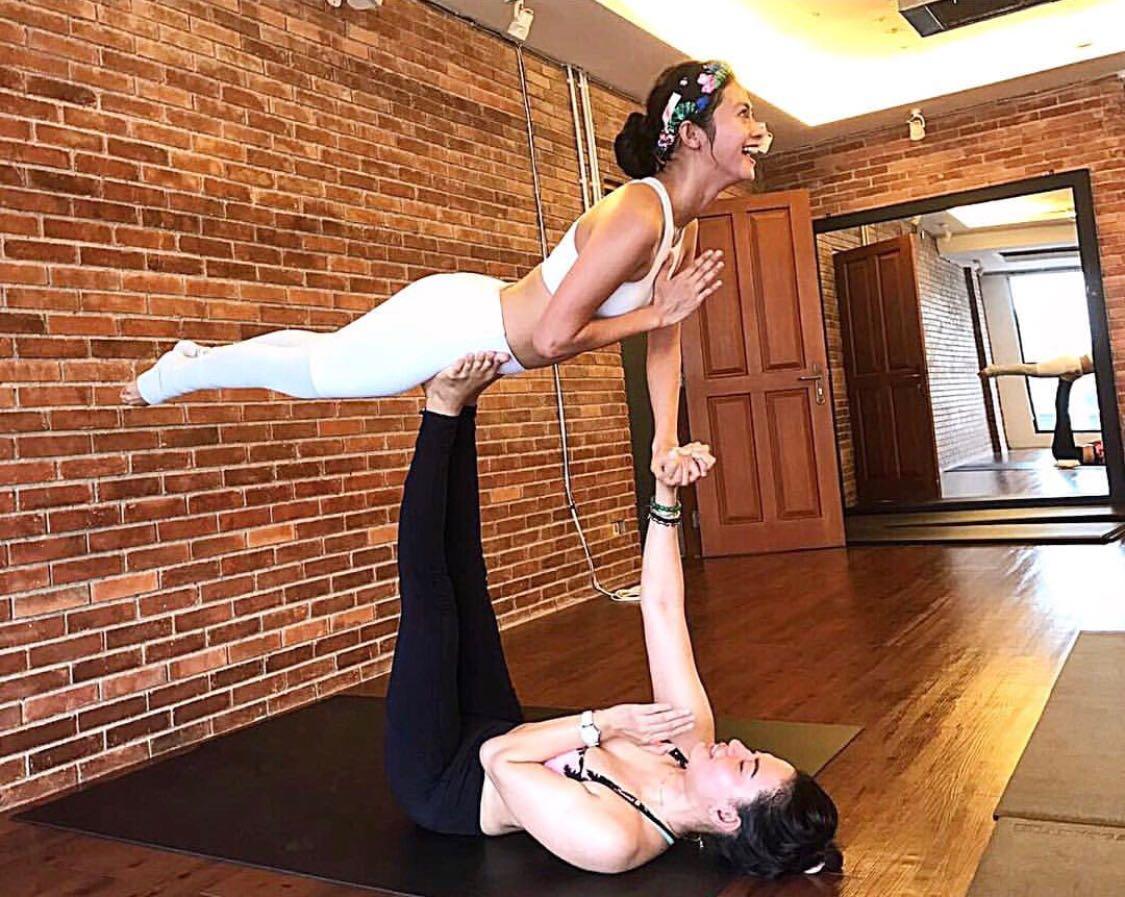 #ProMil #ProgramHamil Rini Yulianti - olahraga dan yoga #RiniBabyJourney #jurnalRIN