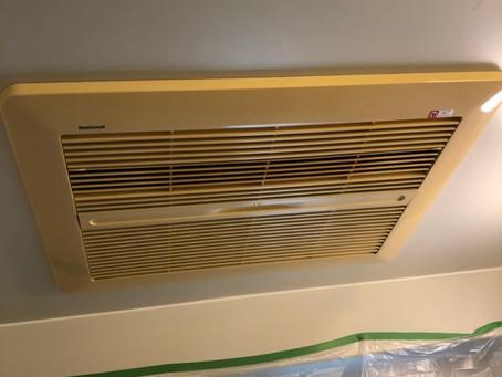 東京都 江戸川区 浴室暖房乾燥機 交換 工事
