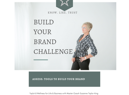 Five FREE Tools for Building Your Brand!  Why it's the most important thing to do in your business!